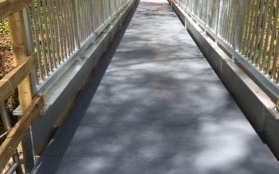 Plymbridge Foot Bridge